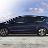 Nuova S-Max in visione prelancio da Ford Blu Center Avellino