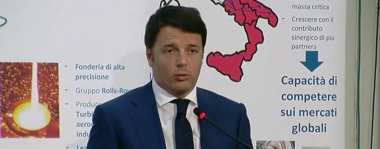 Referendum Trivelle, l'Irpinia se ne frega: l'Irisbus nel discorso di Renzi