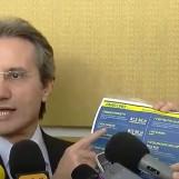 """VIDEO e FOTO/ Caldoro chiude ad Avellino: """"De Luca? La sua è una candidatura fuorilegge"""""""