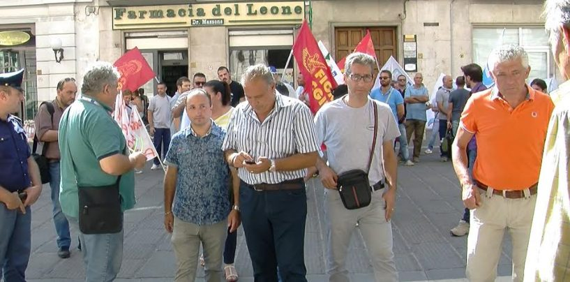 Vertenza ex Almec, fuoco incrociato tra sindacati. FIOM contro UGL e FISMIC