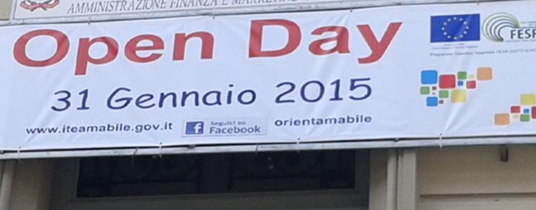 Boom di presenze per l'Open Day dell'Istituto Amabile di Avellino