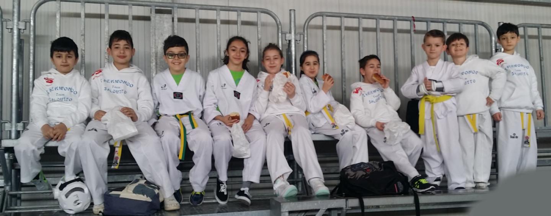 Taekwondo, al Country allenamento collegiale per i piccoli atleti