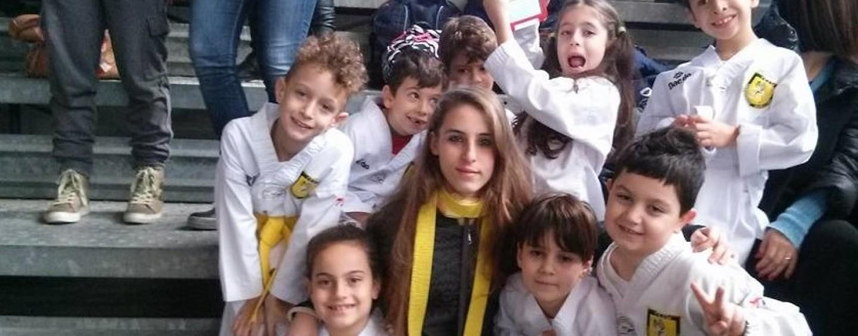 Taekwondo Avellino – I baby atleti del maestro Iuliano a Napoli
