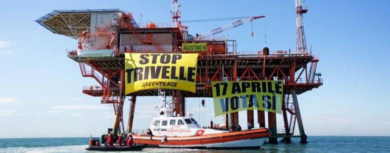 """No Triv: """"Il Referendum ha dato una risposta sulla politica energetica da attuare"""""""