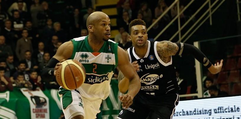 FOTO/ Basket Avellino, le pagelle: l'Hangashow vale il prezzo del biglietto