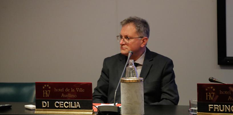 """Di Cecilia: """"Mi impegnerò per il bene dell'Irpinia, ringrazio chi mi ha votato"""""""
