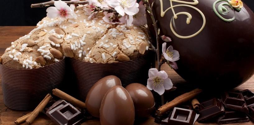Pasqua in Irpinia.Voglia di cioccolato? Uovo a latte o fondente?