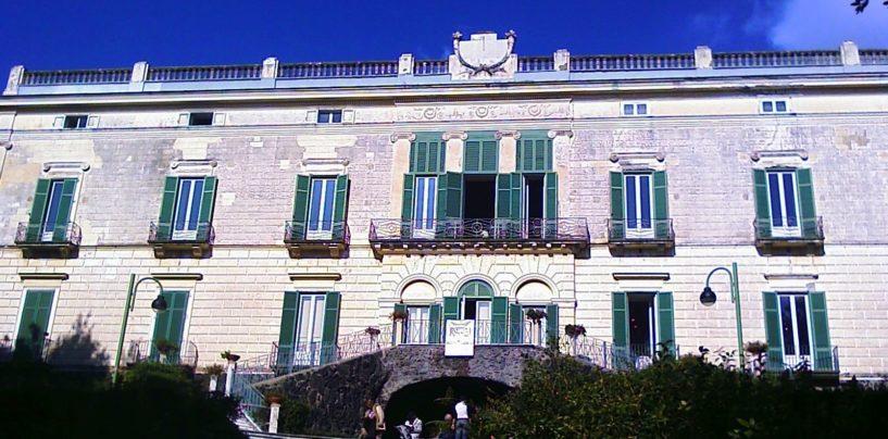 Il Parco più bello d'Italia: per la Campania Villa Floridiana a Napoli