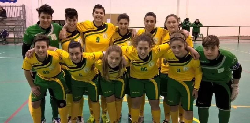 Calcio a 5 Femminile: prima vittoria esterna per le ragazze dell'Irpinia Sport