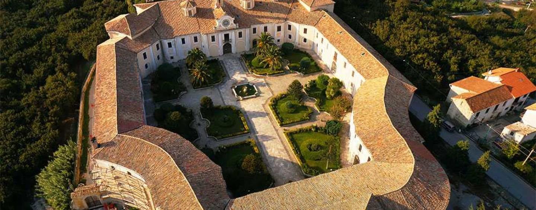 Giornate FAI di Primavera, all'Abbazia del Loreto la presentazione delle iniziative in provincia di Avellino