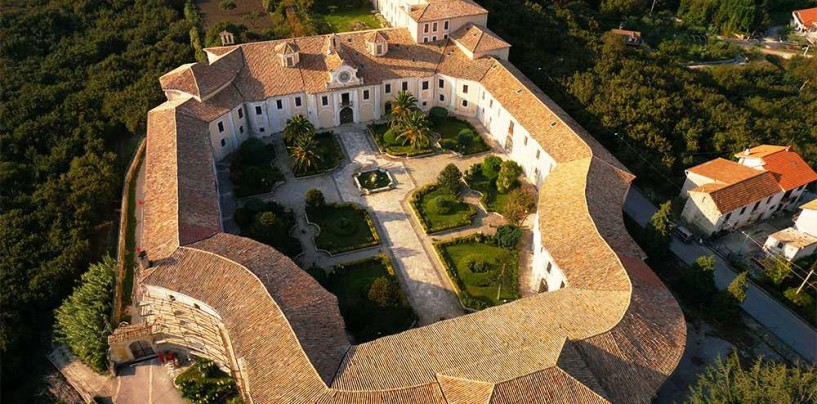 """Distretto Turistico del Partenio all'Abbazia del Loreto. Giuditta: """"Verso un modello al di sopra delle parti"""""""