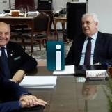 """VIDEO/ Abodi al sindaco Foti: """"Nuovo stadio priorità per la comunità"""""""