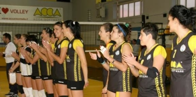Volley Femminile – Acca Montella sconfitta al tie break, ma rimane in corsa per i play off
