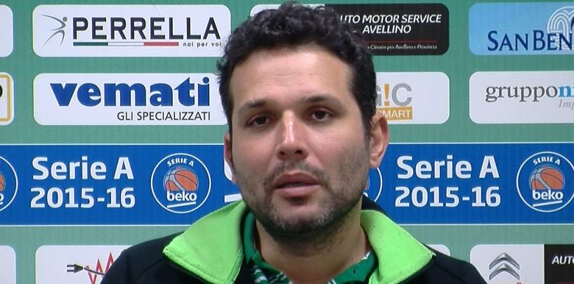Sidigas Avellino, Sacripanti e Alberani pronti a firmare il prolungamento del contratto