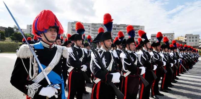 Concorsi Forze Armate 2019: banditi circa 400 nuovi posti per Carabinieri, Esercito, Marina e Aeronautica