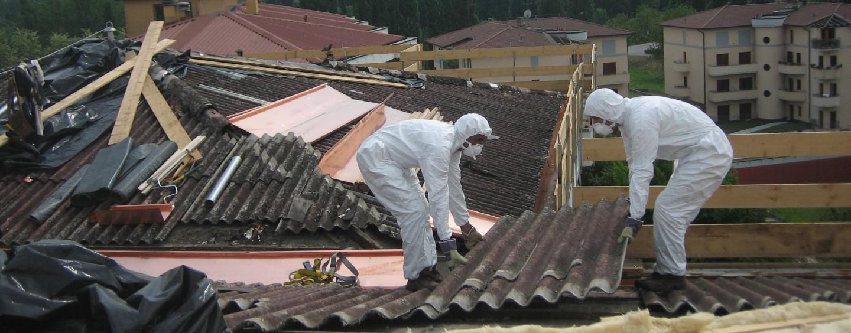 Quattrograne Est e i tetti d'amianto: progetto del 2014, fondi del 2017, ma tutto ancora fermo