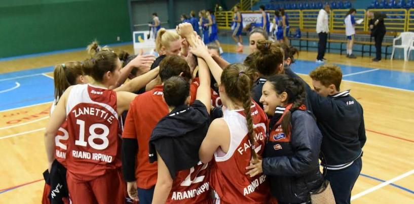 Basket femminile, Ariano debutta nei playoff contro la schiacciasassi La Spezia