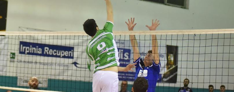 Capolavoro Atripalda Volleyball, la capolista Marcianise s'inchina