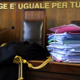 Minacce al giudice dopo la condanna: assolto