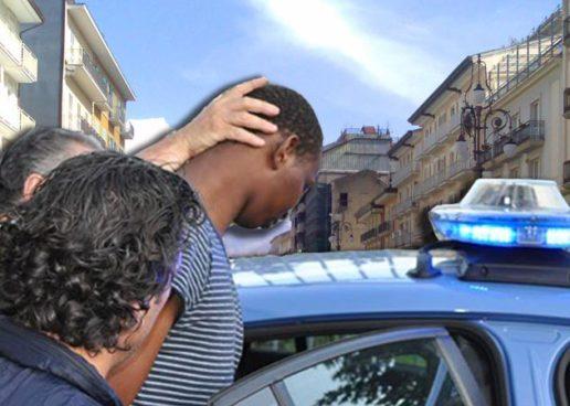 """VIDEO/ Tentato stupro: """"Via i migranti da Avellino"""", quando il colore conta più dell'azione"""