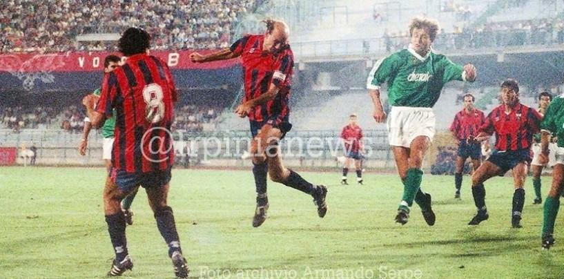 Avellino Calcio – Torna il derby con la Casertana: il bilancio dei precedenti è in parità