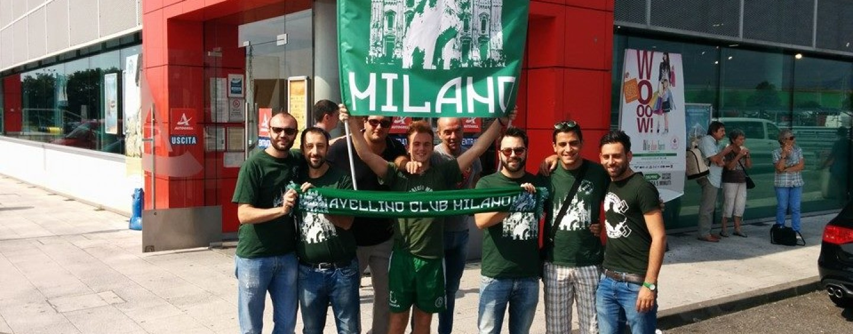 Calcio – Tifosi del Nord in fermento: l'Avellino Club Milano si mobilita per Livorno