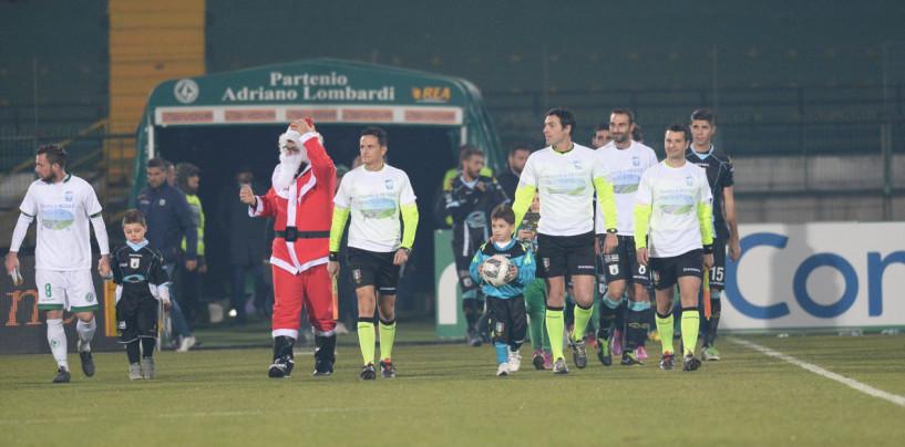 Avellino Calcio – Anticipi e posticipi: ecco quando si giocherà contro l'Entella