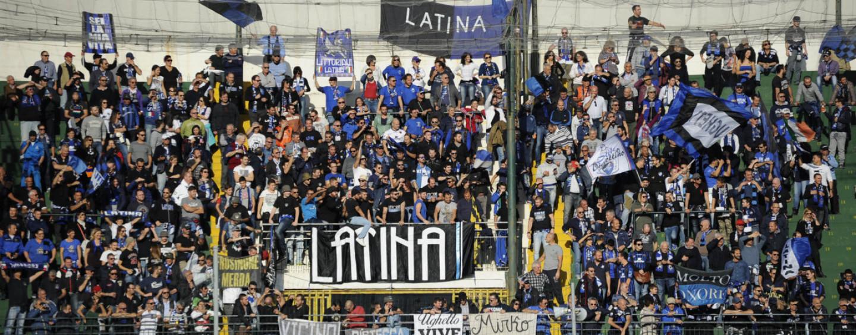 Serie B, il Latina rischia di sparire subito dal campionato