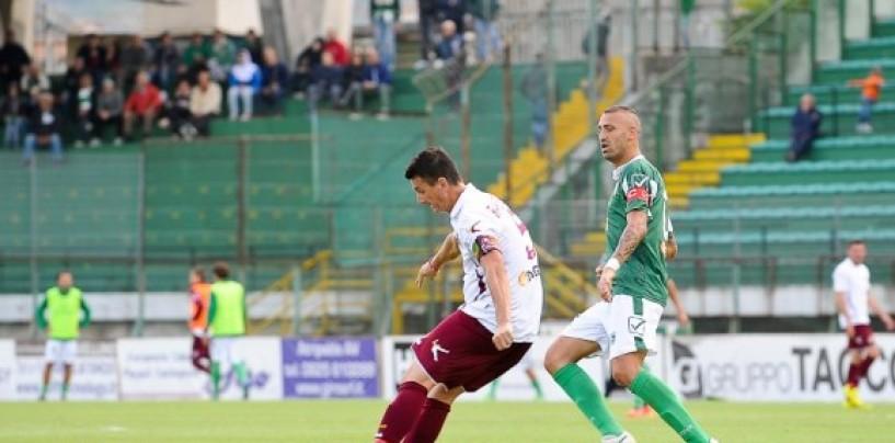 Livorno-Avellino, Gelain tra l'emergenza difensiva e il dubbio modulo