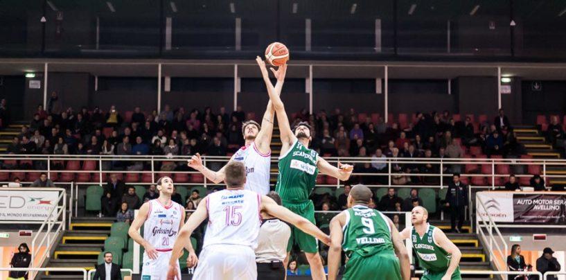 Basket Playoff, Avellino e Reggio Emilia in campo: il confronto tra le squadre