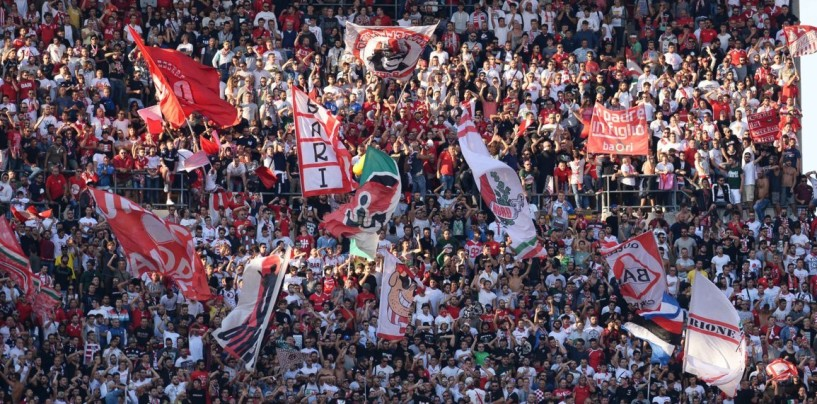 Tafferugli a Pescara: i tifosi del Bari rischiano grosso per la gara con l'Avellino