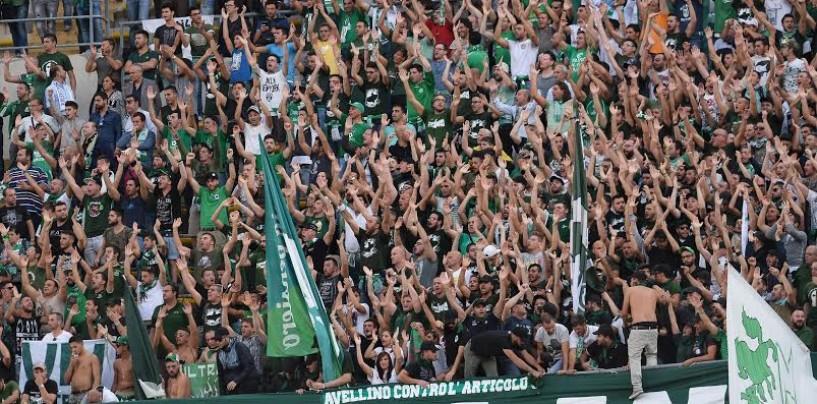 Avellino Calcio – L'Osservatorio fissa il rischio: il livello di allerta per Bari è già massimo