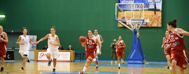 Basket femminile, Ariano supera Ancona: mvp Rosa Cupido