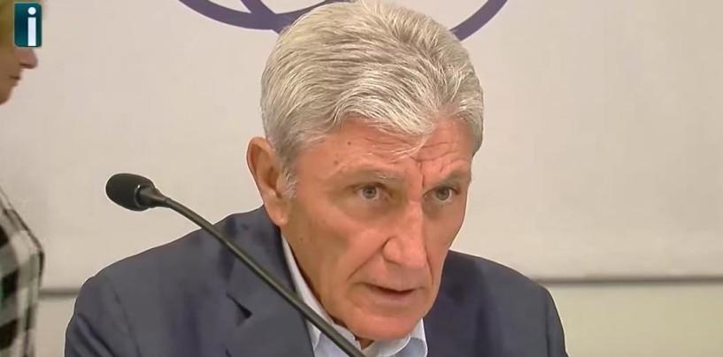 """Terremoto, Bassolino: """"Rivedo le immagini di Caposele, Lioni e S. Angelo del 1980"""""""