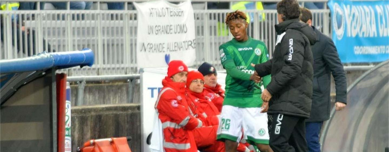 Avellino Calcio – Le ultime dal campo in vista della Ternana: Bastien saluta Tesser