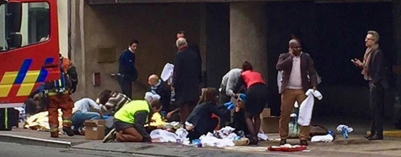 """Bruxelles, il racconto dell'irpina Maddalena: """"Abito vicino alla metro delle esplosioni…"""""""