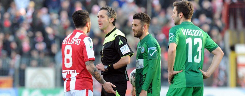 Avellino Calcio – Designazioni arbitrali: Aureliano per la gara con l'Ascoli