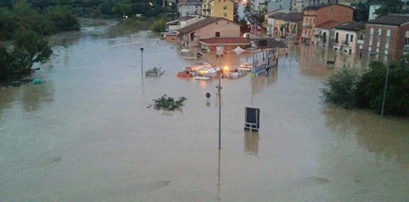 """Alluvione Benevento, M5S: """"Con 100mila euro di stipendi finanziamo istituto devastato"""""""