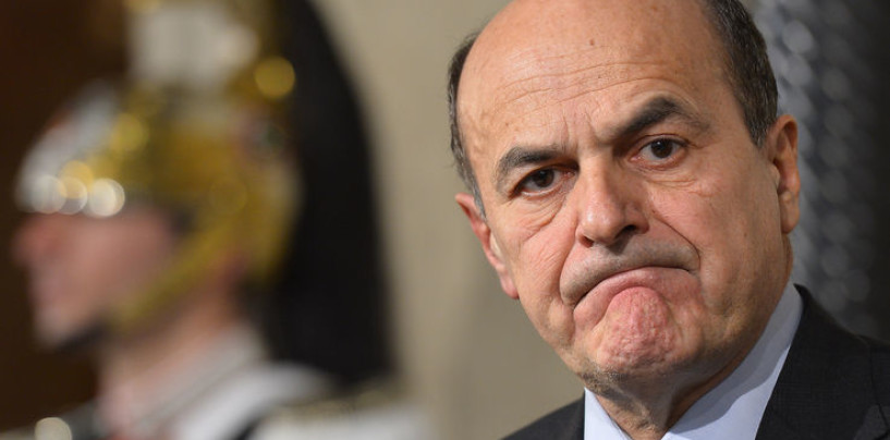 """Bersani torna ad Avellino: """"La nostra storia per una nuova Sinistra"""""""