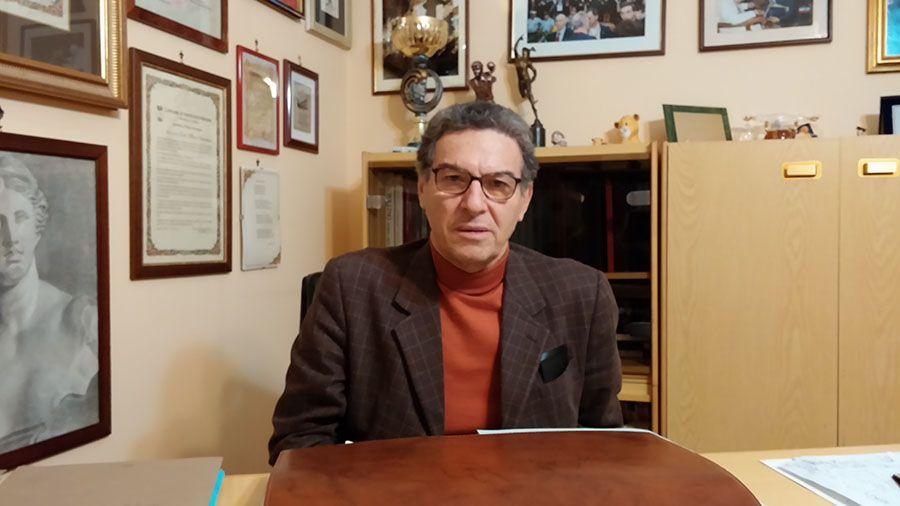 Il sindaco Mario Bianchino