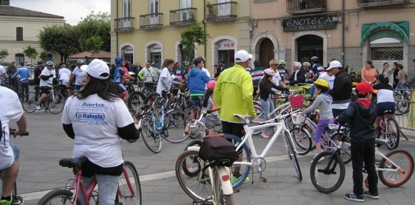 Il Circolo Amatori della Bici di Atripalda tra Salento e Cilento