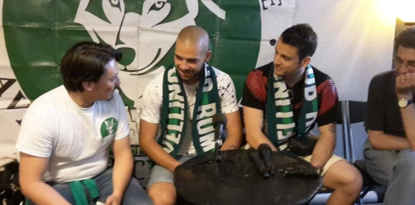 FOTO / La domenica bestiale dell'Avellino Club Roma: che festa con Frattali e Biraschi