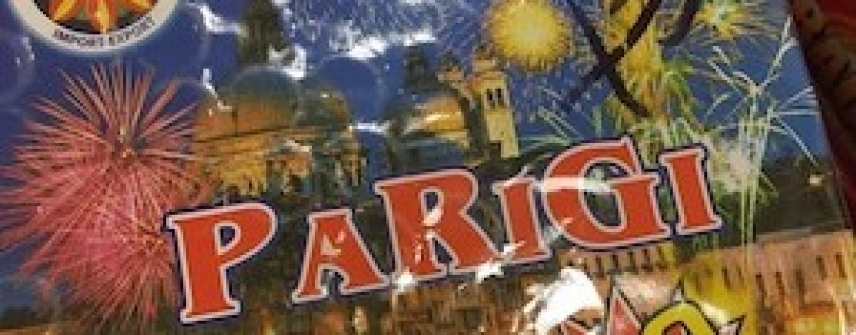 """Caserta, tra i botti sequestrati c'è la """"Bomba di Parigi"""""""