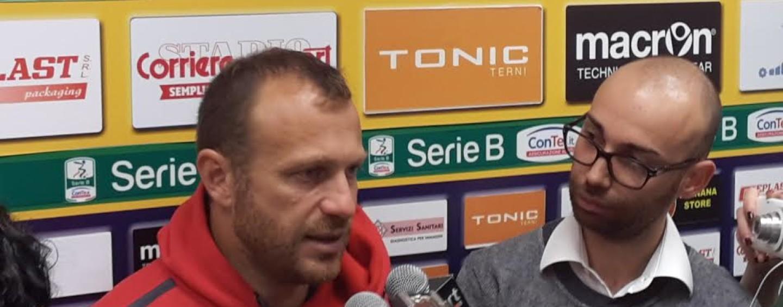"""Avellino Calcio – Breda catechizza la Ternana: """"Sfruttiamo le amnesie dei lupi"""""""