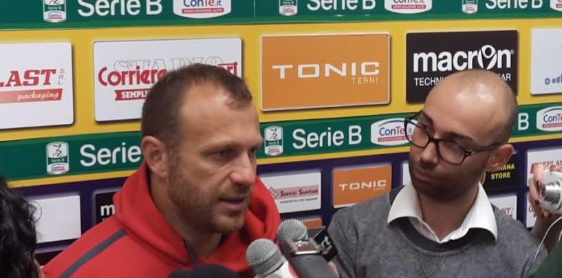 """SALA STAMPA / Avellino Calcio – Ternana, Breda: """"Abbiamo sbagliato l'atteggiamento"""""""