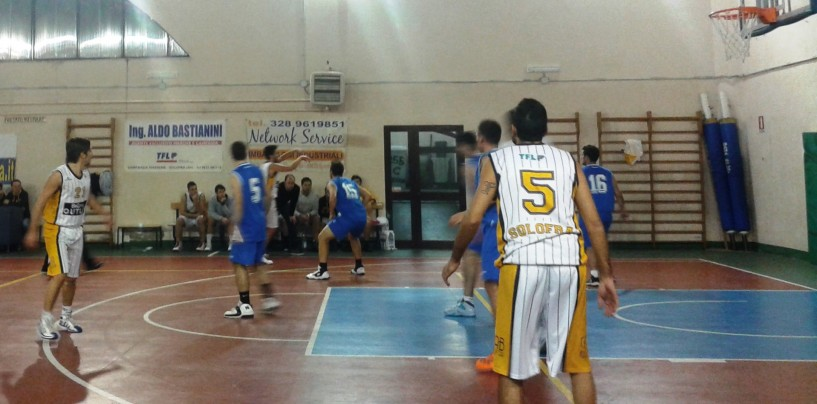 Basket, Serie D: Mirko Tordela al Cab Solofra