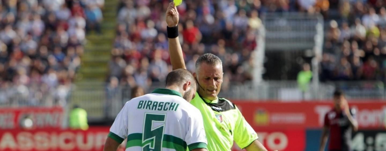 Avellino Calcio – Squalifica Biraschi: la società presenterà ricorso immediato