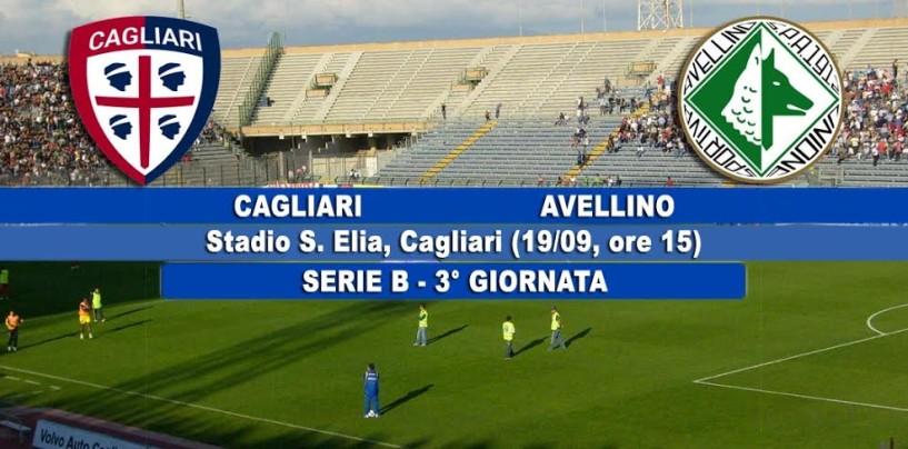 Cagliari – Avellino, le probabili formazioni: Tesser cambia in difesa e a centrocampo