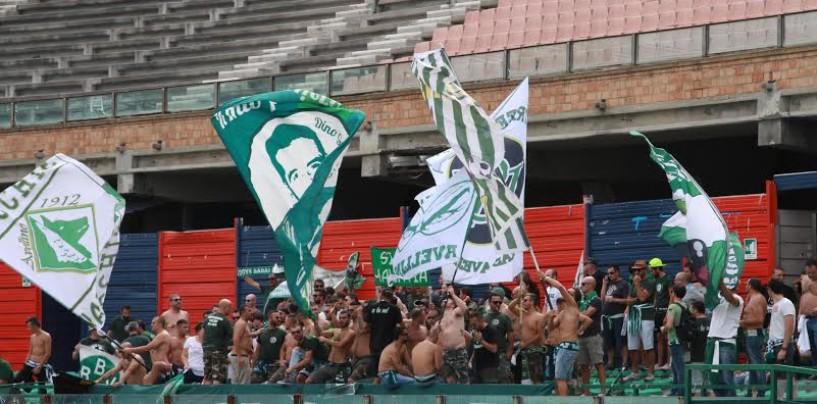 Avellino Calcio – Non c'è il maxi esodo per Livorno: il dato parziale della prevendita