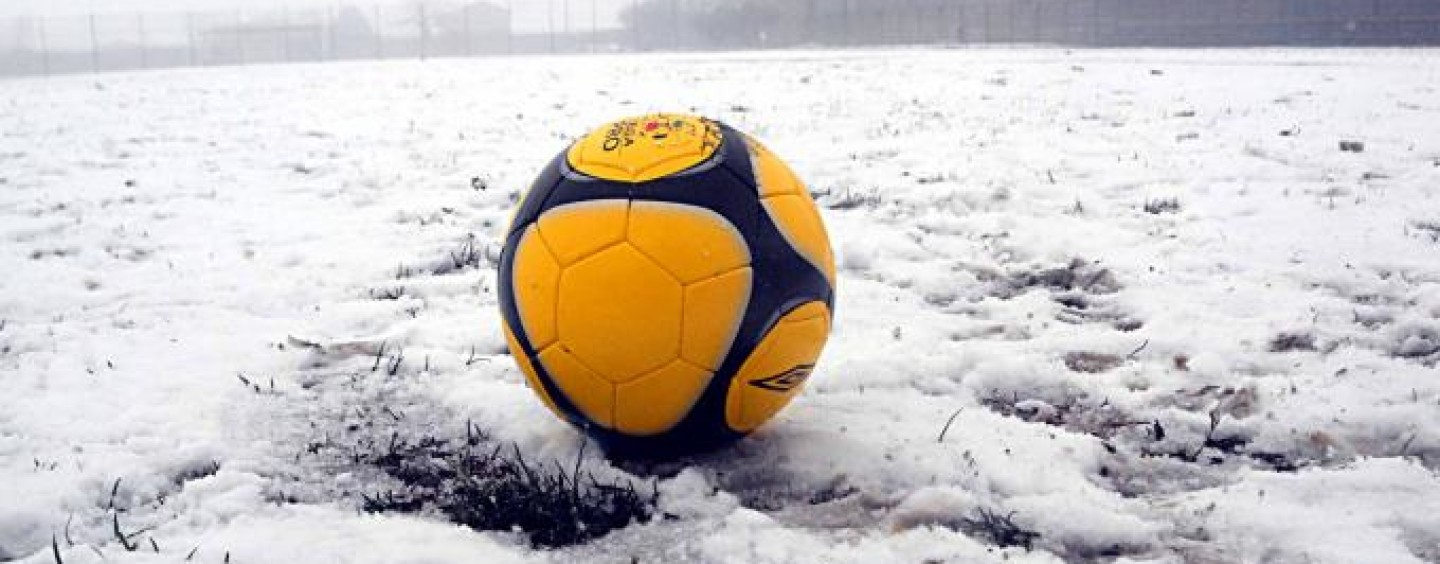 Terza Categoria: la neve blocca i campionati, rinviate tutte le gare del weekend